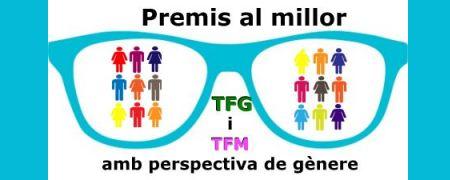 premis Clara Campoamor i Rosalind Franklin als millors TFG i TFM amb perspectiva de gènere