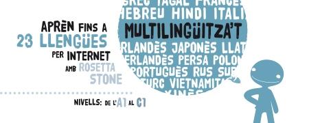 Multilingüitza't: Rosetta Stone