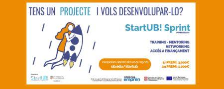 Premi StartUB sprint 2020