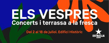 Els Vespres a la UB 2019