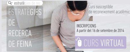 Curs virtual Estrat�gies de Recerca de Feina