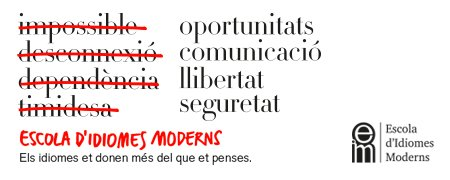 Cursos d'idiomes EIM