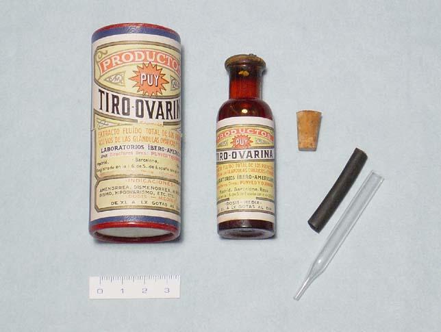 tiro ovarina pharmakoteka