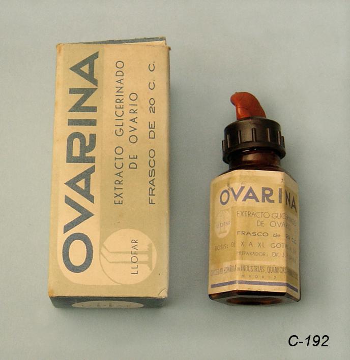 ovarina llofar pharmakoteka