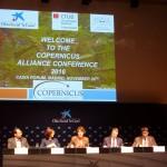 Els projectes d'aprenentatge servei del Pla de Sostenibilitat de la UB, a la conferència anual de la Copernicus Alliance