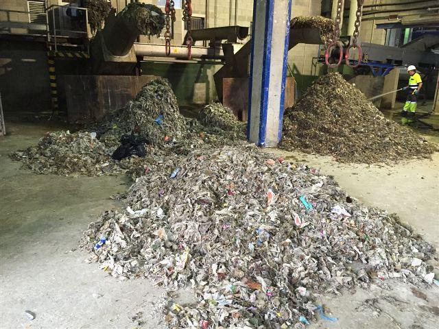Residus sòlids depuradora