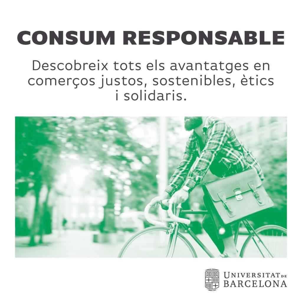 Consum responsable. Avantatges UB