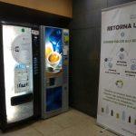 Es posa en marxa el nou sistema de recuperació d'envasos als edificis Històric i Josep Carner