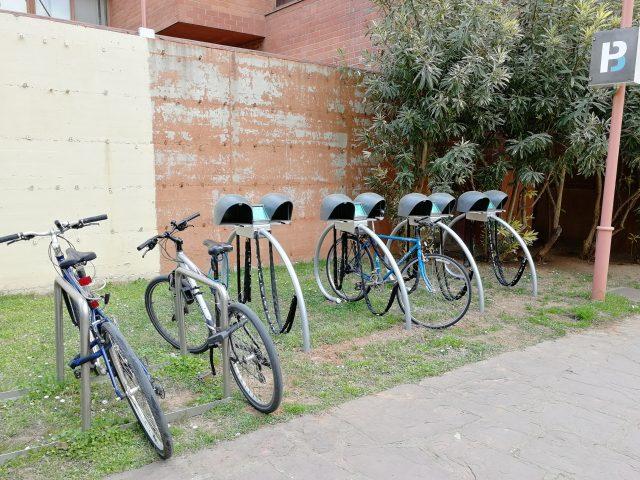 aparcament segur bicicleta vadebike Biologia
