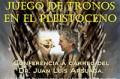 Conferència a càrrec del Dr. Juan Luís Arsuaga