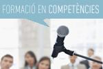 Cursos formació en competències