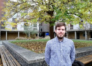 Antonio Haro is now a PhD student at the University of Kent.