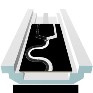 2D Microfluidics