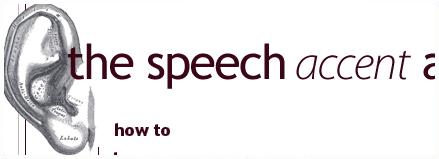 Dialectes, accents i sons de diferents llengües del món