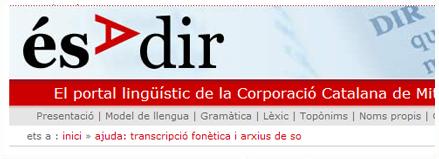 Correcció fonètica i aprenentatge del català com a L2