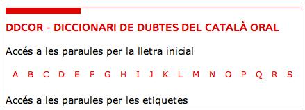Diccionari de dubtes del català oral