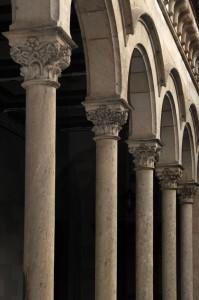Capiteles de columna