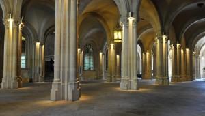 Pilars amb una columna
