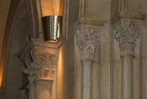 Ornamentació dels capitells