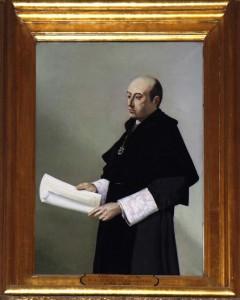 El primer rector