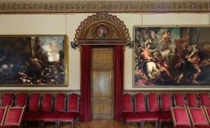 Pintures de temàtica mitològica
