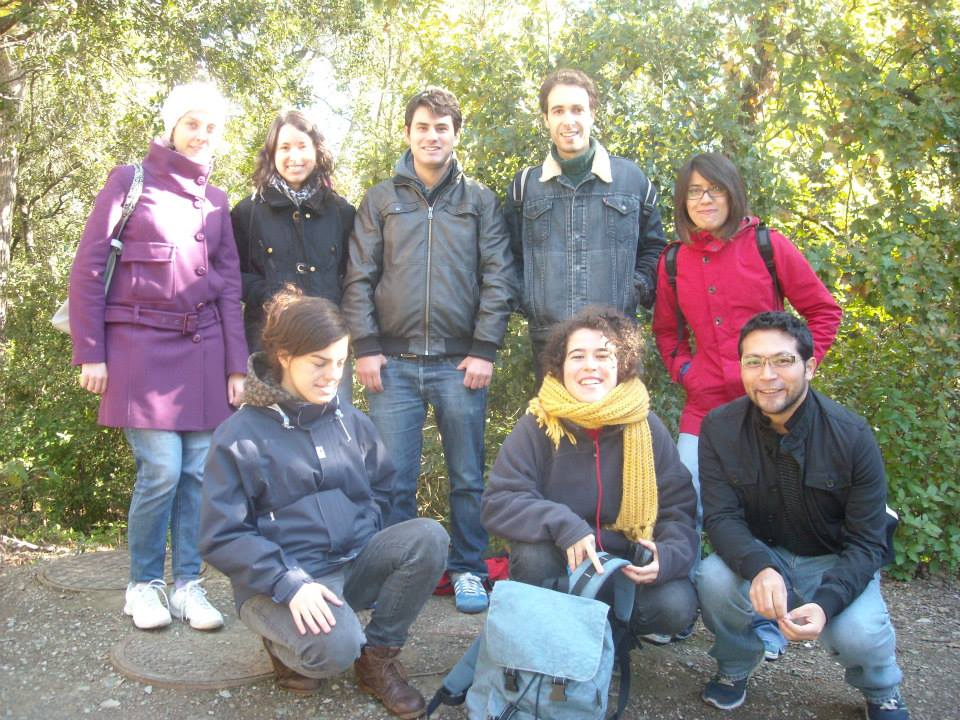 UB Crònica de l'excursió a Collserola