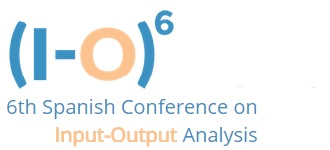 Invitació a les sessions plenàries del VIè Congrés Espanyol d'Anàlisi Input-Output (Setembre 7-9)
