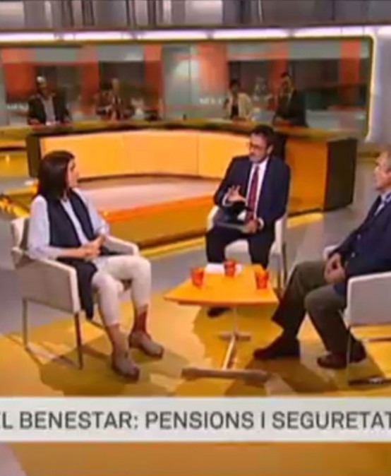 The debate on the future of pensions