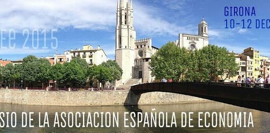 40 Symposium of the Spanish Economic Association (SAEe) in Girona