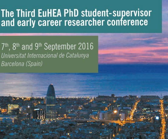 The Third EuHEA PhD student-supervisor and early career researcher conference