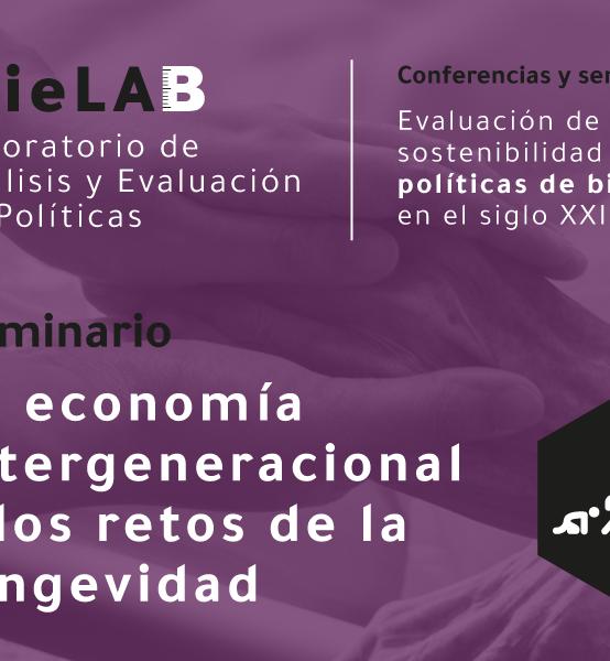 Conferència sobre economia intergeneracional i reptes de la longevitat