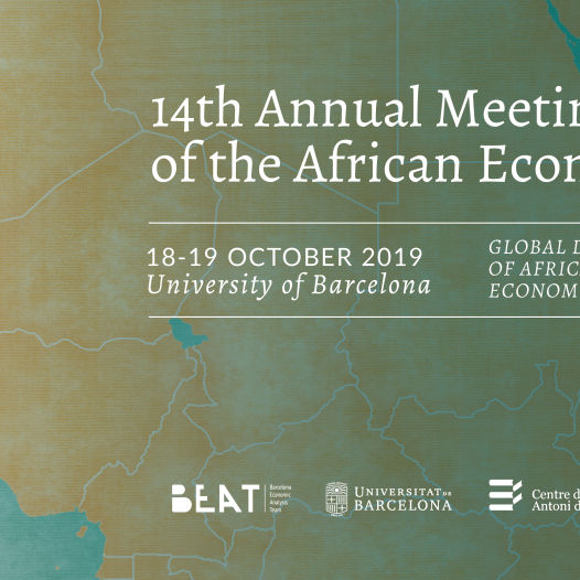 14th Meeting of the African Economic History Network