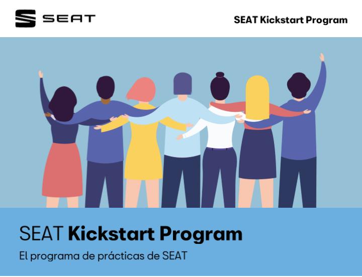 Kickstart Program de SEAT – Carreres Professionals