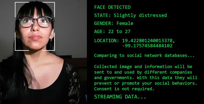 Anni Garza Lau. Social Identity Mining