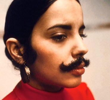 Facial Hair. Ana Mendieta
