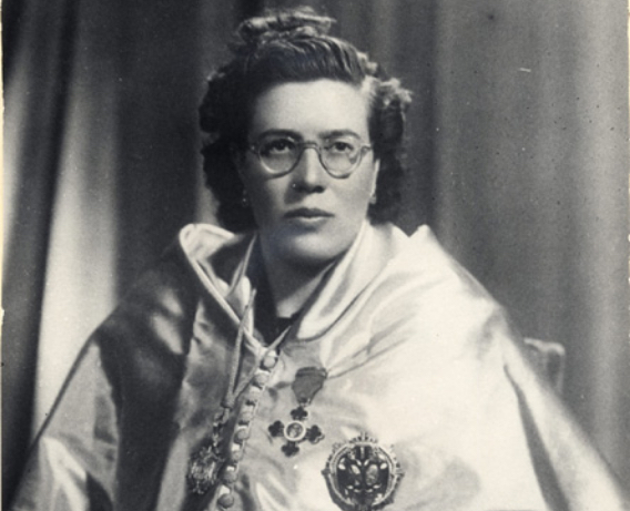 Dª Concepción Fernández Chicarro y de Dios