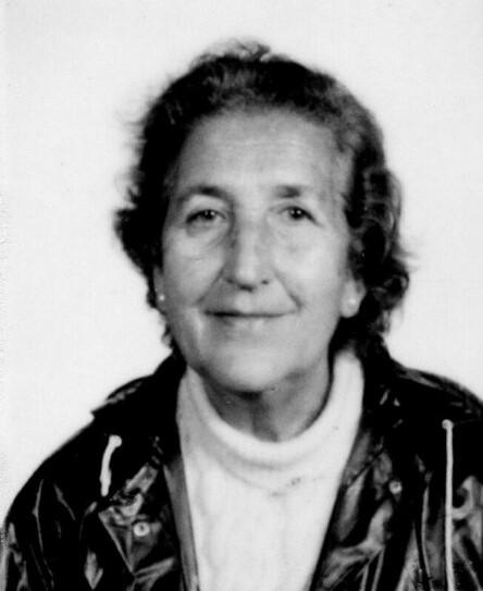María Josefa Jímenez Cisneros.