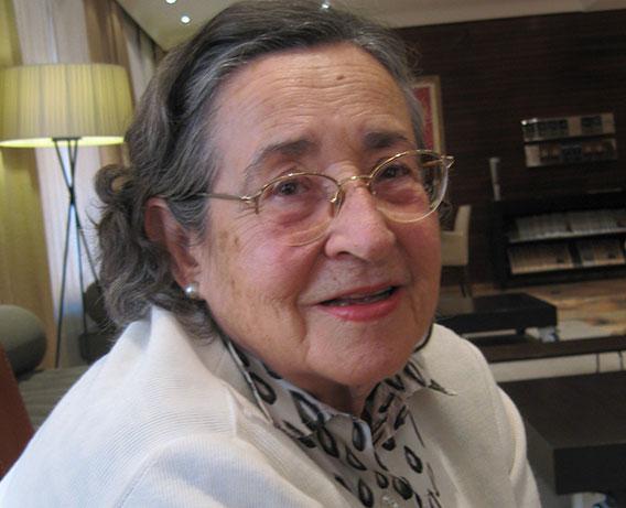 Ana María Muñoz Amilibia © José Miguel García Cano