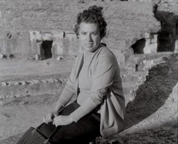 María Luisa Serra Belabre