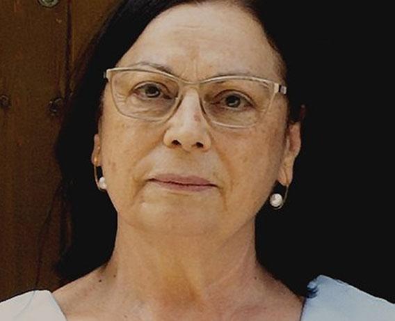 Retrato de María Belén Deamos