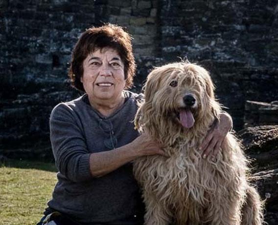 La arqueóloga Imma Ollich i Castanyer © Adrià Costa/NacióDigital