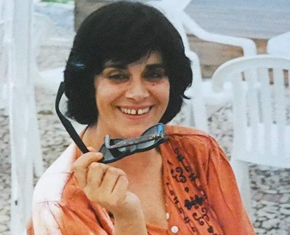 La arqueóloga María Encarna Sanahuja Yll. Foto de Assumpció Vila Mitjà