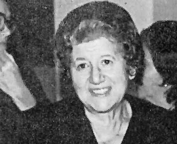 Retrato de Concepción Blanco Mínguez.En R. Corzo Sánchez, Ramón et al. 1994. Acto en memoria de Dª. Concepción Blanco Mínguez. Real Academia de Bellas Artes de Cádiz.