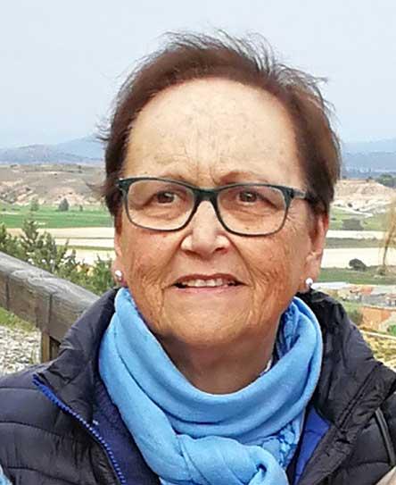 Retrato de la arqueóloga pionera Carmen Fernández Ochoa (Melus)