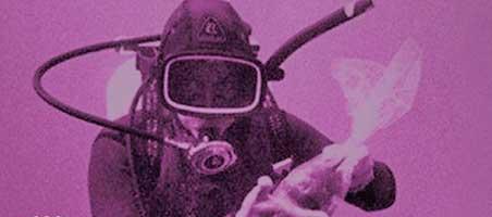 Detalle del cartel de la Jornada Internacional Mujer y arqueología subacuática