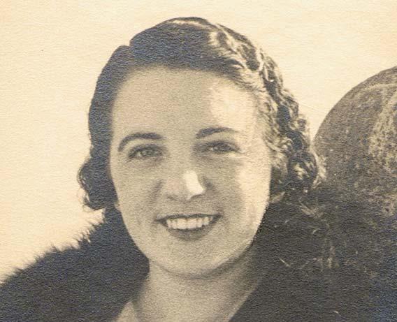 Francisca Ruiz Pedroviejo, colección de Juan A. Gómez-Barrera. Legado Francisca Ruiz Pedroviejo de Celia Borobia. Hacia 1933