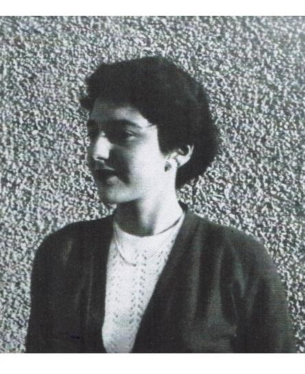La arqueóloga pionera Encarnación Cabré en 1931 © Archivo personal familia Cabré