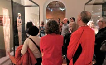 Artsoundscapes presenting the Exhibit of the Month at the National Museum of Archaeology in Madrid (II)