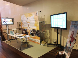 Artsoundscapes at the Ibérica Restoration and Cultural Heritage Biennial