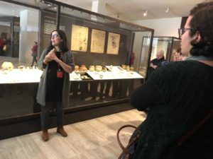Artsoundscapes presenting the Exhibit of the Month at the National Museum of Archaeology in Madrid (I)